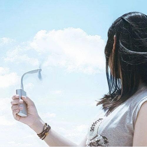 【超取299免運】USB隨插即用風扇 行動電源迷你風扇 靜音大風力 隨身風扇