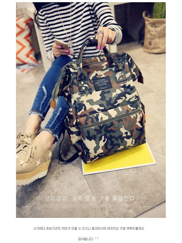 【日本原宿後背包】 韓版流行後背包 學院風旅行包 書包 -時尚玩包