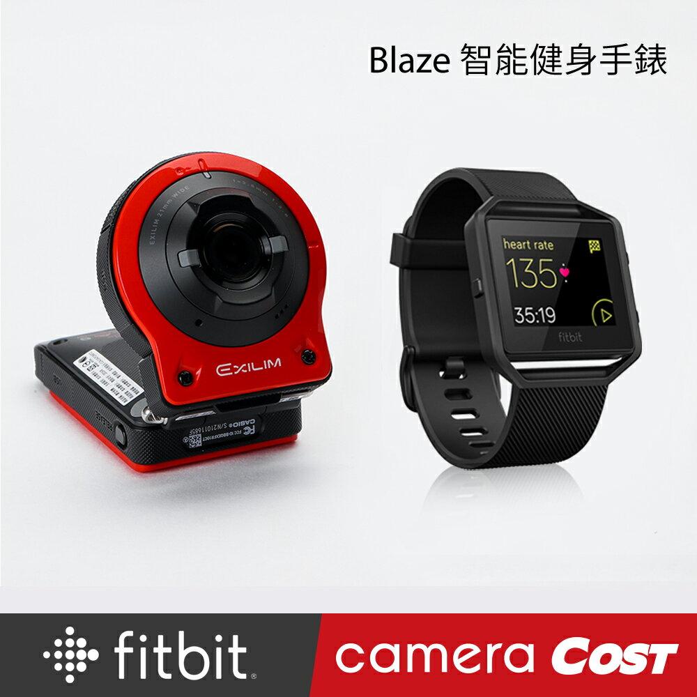 Fitbit Blaze 智能運動手錶 特別款 贈 Casio EX-FR10 運動相機 台灣公司貨 4