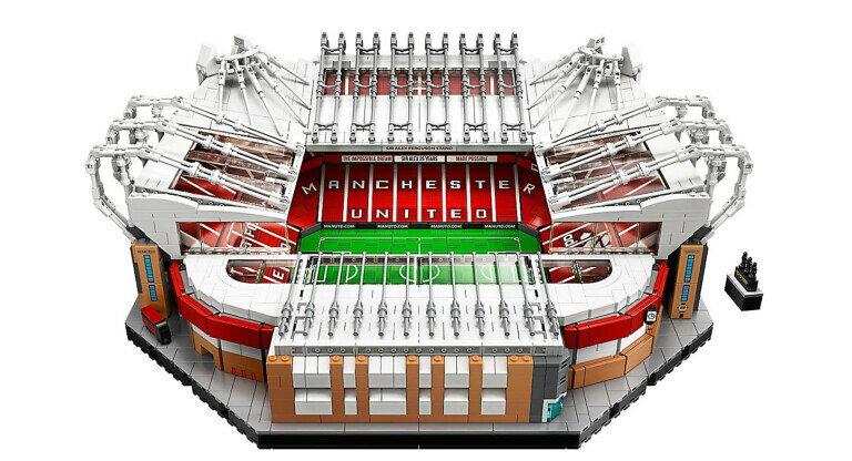 樂高LEGO 10272 CREATOR  曼聯老特拉福德球場 Old Trafford  Manchester United