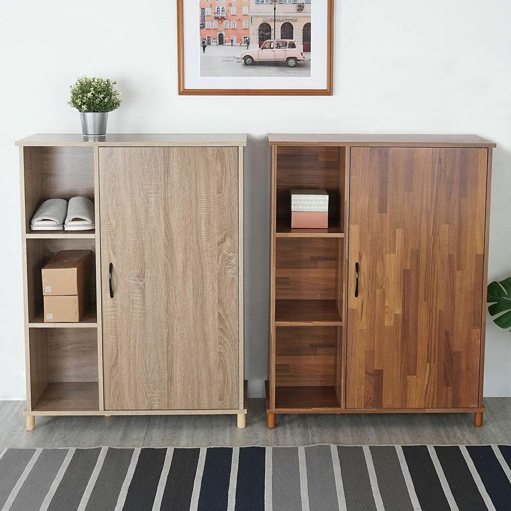 日和半開放置物櫃(二色) 書櫃 收納櫃【YoStyle】 - 限時優惠好康折扣
