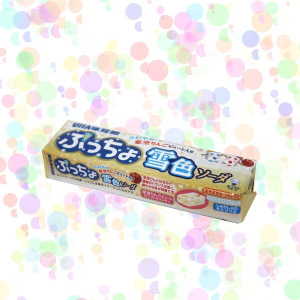 味覺糖雪色蘇打條糖50g條