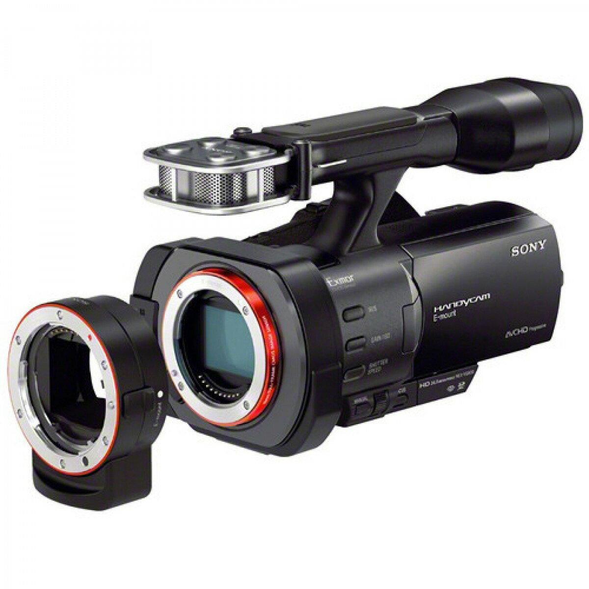 SONY 數位攝影機 NEX-VG900