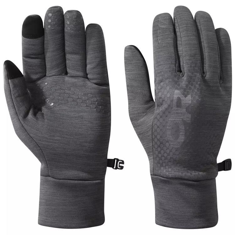Outdoor Research Vigor HW 男款可觸控刷毛保暖手套 OR271560 0893 灰