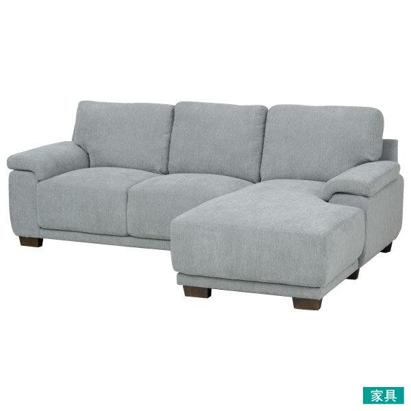 ◎布質左躺椅L型沙發 COMFORTA NITORI宜得利家居 0