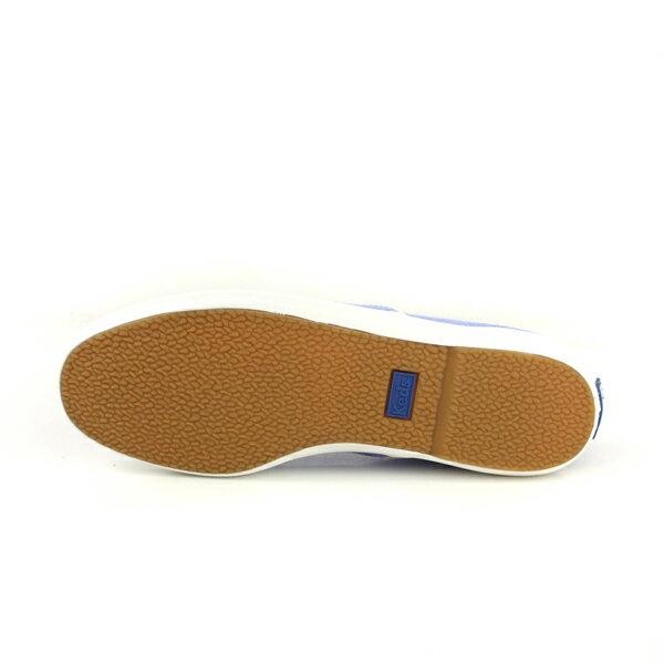 Keds CHAMPION CHALKY CANVAS 帆布鞋 粉藍 女鞋 9182W122460 no286 8
