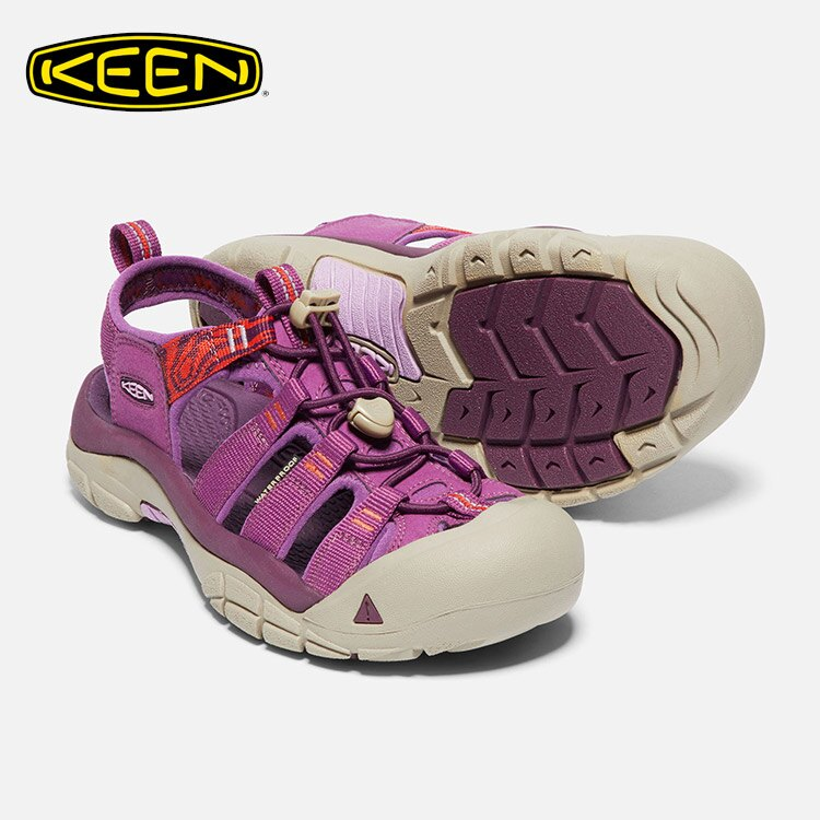 KEEN 女款 織帶涼鞋Newport Hydro 1018832 / 城市綠洲 (水陸兩用、輕量、戶外休閒鞋、運動涼鞋)