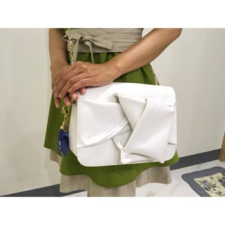 <br/><br/>  日本設計 緞帶包包<br/><br/>