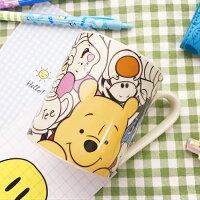 小熊維尼周邊商品推薦PGS7 日本迪士尼系列商品 - 日本 迪士尼 限定 小熊 維尼 Winnie 馬克杯 杯【SED7427】