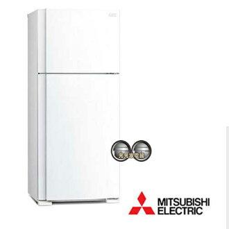 MITSUBISHI 三菱 510L雙門電冰箱 MR-FT51EH-SW-C~限區配送+基本安裝