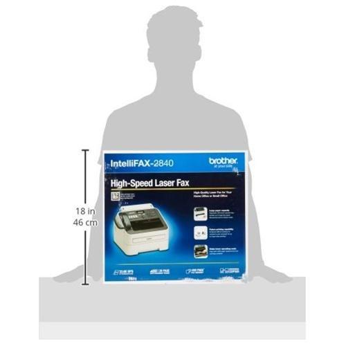 Brother FAX-2840 Facsimile/Copier Machine 3