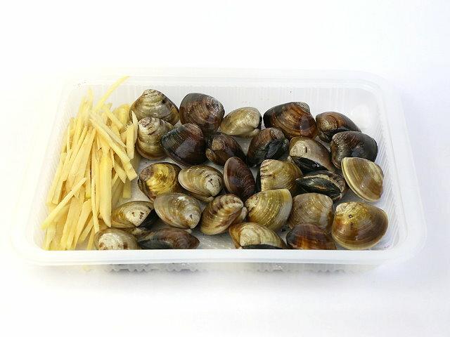 【食在方便】薑絲蛤蠣湯 350g