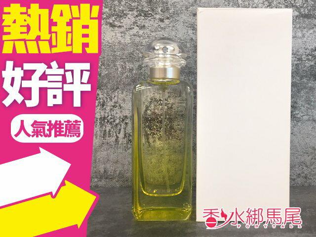 Hermes 愛馬仕 李先生的花園 中性淡香水 100ml TESTER◐香水綁馬尾◐