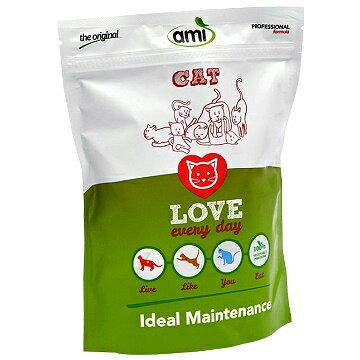 ~AMI 阿米~素食貓糧  300g小包裝  義大利  貓咪健康之選 100%純天然植物,
