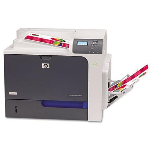HP LaserJet CP4025n Color Laser Printer 2