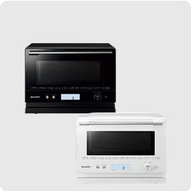 小倉家 夏普 SHARP【RE-WF181】水波爐 烤箱 18L 微波烤箱 解凍 操作簡單 液晶螢幕
