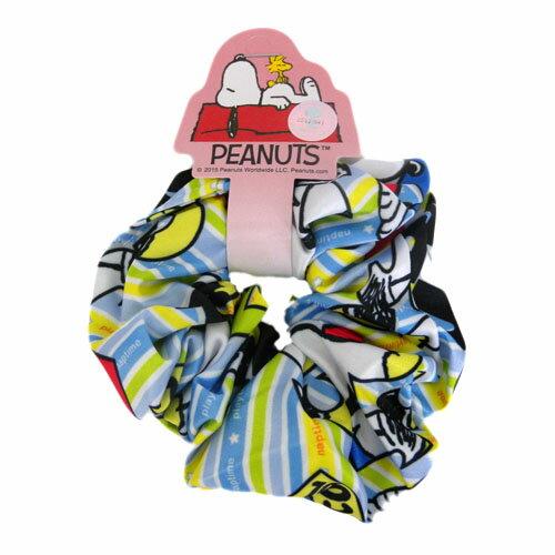 【真愛日本】15082900028 大腸圈髮束-SN COOL 耳機 大腸圈 配件 髮飾 飾品 史努比 Snoopy