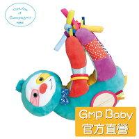 彌月玩具與玩偶推薦到法國Doudou - 彩色樹懶鏡子玩具布偶 23cm就在GMP BABY推薦彌月玩具與玩偶