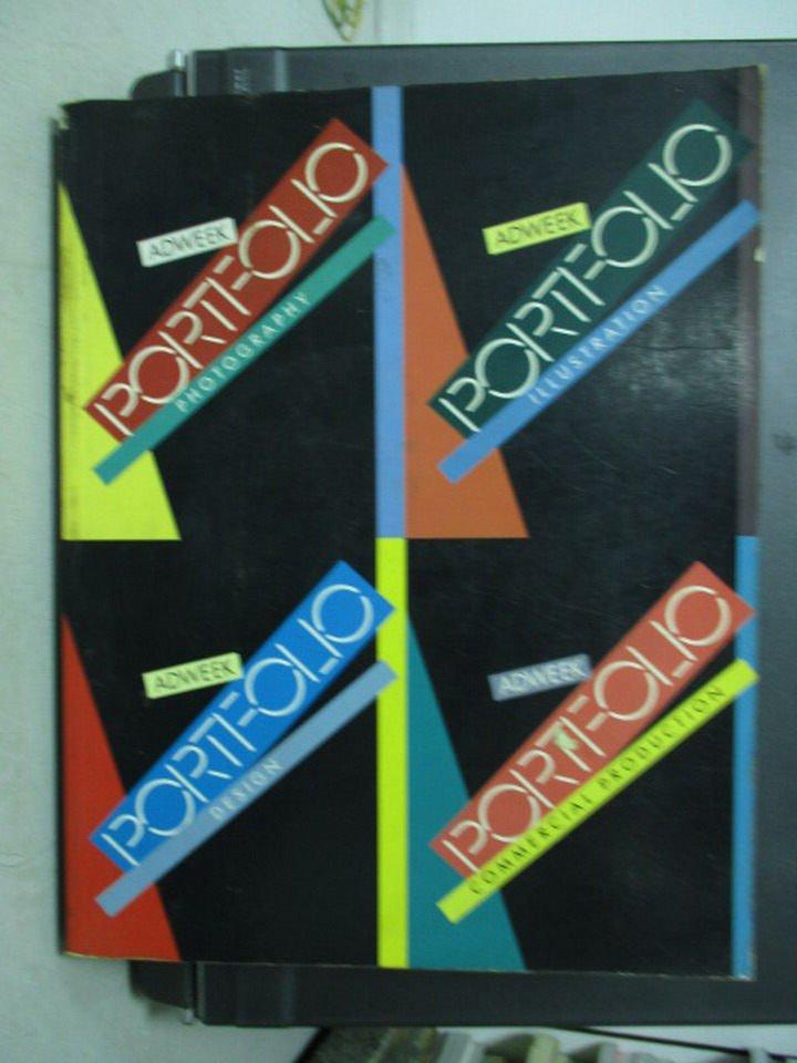 【書寶 書T4/廣告_PPR】Adweek Portfolios_Vol.3