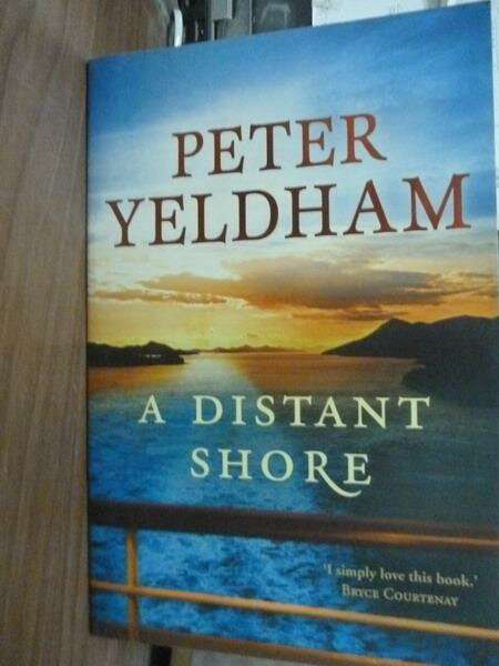 ~書寶 書T2/原文書_QGG~A Distant Shore_Peter Yeldham