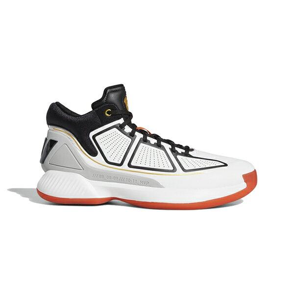 【ADIDAS】愛迪達 Rose 10 運動鞋 籃球鞋 白黑紅 男鞋 -F36778 0