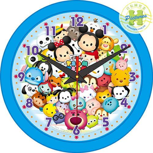 DisneyTsumTsum時鐘拼圖168片-D001