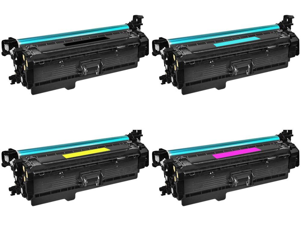 【免運】HP CF400X/401X/402X/403X C/M/Y/K彩色相容碳粉匣*適用:M252dw / M252n / M277dw