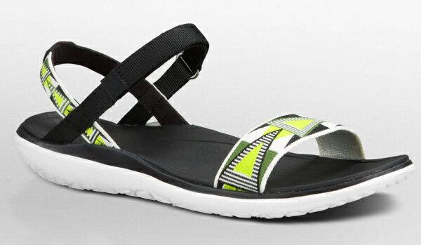 【超值搶購↘原$2680】TEVA |美國| TERRA-FLOAT NOVA 輕量運動涼鞋 運動涼鞋 沙灘鞋 女款/TV1009808LMWH