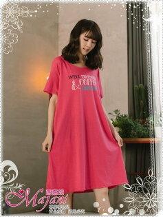 [瑪嘉妮Majani]中大尺碼睡衣-棉質居家服睡衣舒適好穿寬鬆有特大碼特價299元sp-310