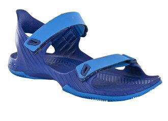 [ 陽光樂活 ](特價) TEVA 兒童運動涼鞋 KIDS 悠遊童趣系列 Barracuda TV1003684 BLU