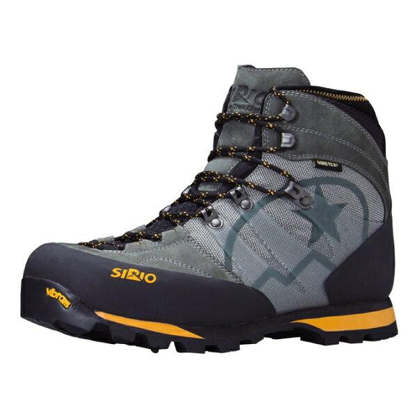日本SIRIO-GoreTex中筒登山健行鞋(PF46)