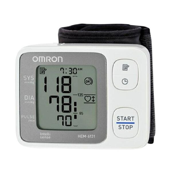 歐姆龍血壓計HEM-6131,登錄三年保固,來店驚喜價