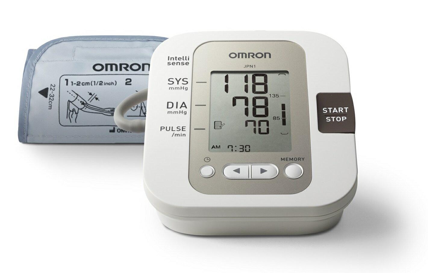 歐姆龍血壓計JPN1(日本原裝進口),登錄五年保固,來店驚喜價