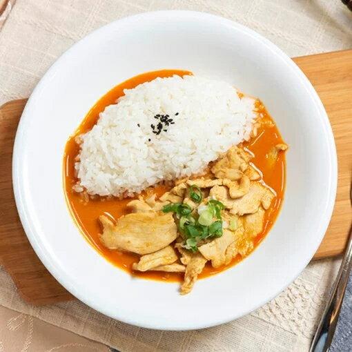 復興空廚特級泰北紅咖哩佐香茅嫩雞6入調理包