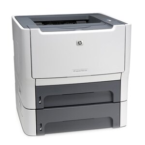 HP LaserJet P2000 P2015DN Laser Printer - Monochrome - 1200 x 1200 dpi Print - Plain Paper Print - Desktop - 27 ppm Mono Print - Custom Size, Letter, Legal, Executive, Index Card, Envelope No. 10, Monarch Envelope - 300 sheets Standard Input Capacity - 15 4
