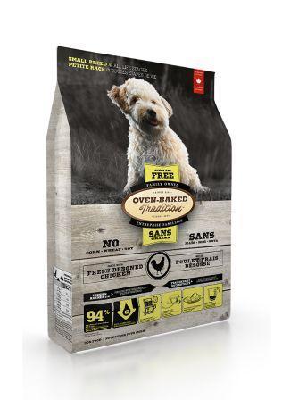?Double妹寵物?烘焙客全犬無穀野放雞配方小顆粒【1kg】【5lb】