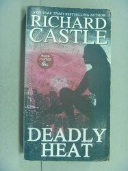 【書寶二手書T6/原文小說_LEM】Deadly Heat_Castle, Richard