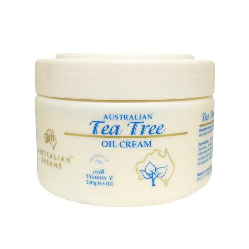 澳洲G&M茶樹精油平衡霜TeaTreeOilCream250g