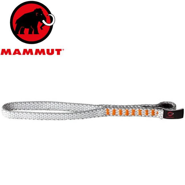 Mammut 長毛象 wall express sling 攀岩繩環20cm/扁帶環/Dyneema輕量 2120-00551 0330 黃