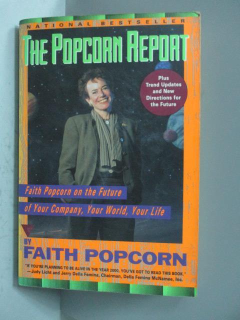 ~書寶 書T7/財經企管_JBL~The Popcorn Report~Faith Pop