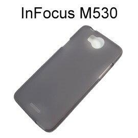 InFocus M530 TPU清水套  灰