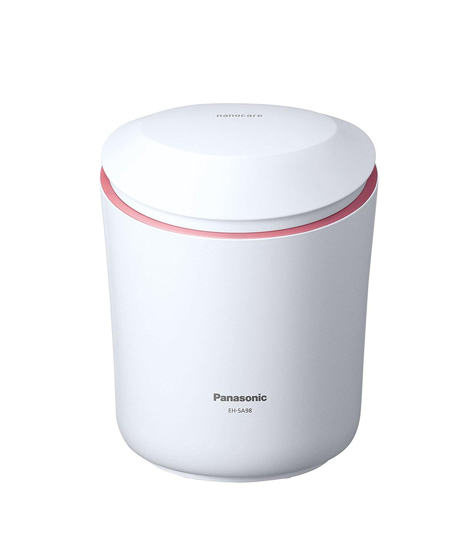 日本公司貨 國際牌 Panasonic  EH-SA98 EH-CSA98   奈米 水離子 溫冷 蒸氣 香氛 蒸臉機 美膚器 美顏機 EH-SA97