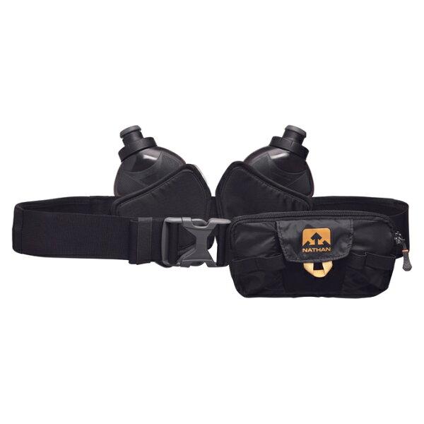 騎跑泳者FINISHER:騎跑泳者-Switch可拆式雙水壺腰包,兩種顏色,兩個活動式355ml水壺,可放5.5吋大手機