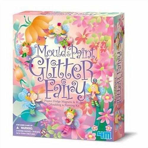 ~4M  DIY~Mould   Paint Glitter Fairy 燦爛小精靈 ^(