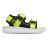 Shoestw【IH750BL】NEW BALANCE NB750 涼鞋 涼拖鞋 運動涼鞋 童鞋 小童鞋 黏帶 螢光黃黑 0