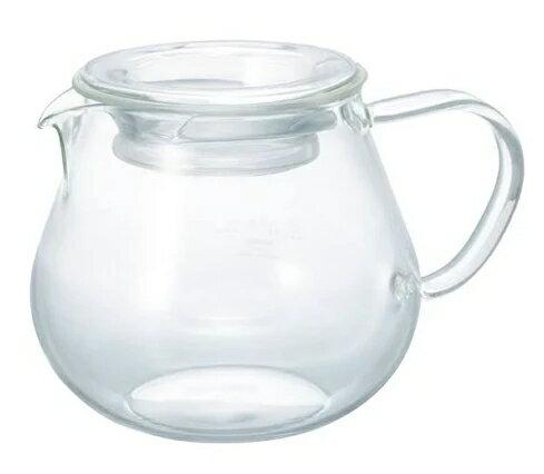 金時代書香咖啡 HARIO 簡約耐熱玻璃咖啡壺 450ml GS-45-T