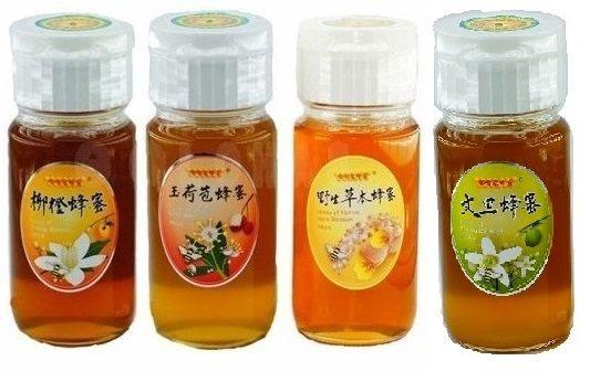 買大送小 嘟嘟家蜂蜜(野生草本、柳橙、文旦、玉荷苞)任選一瓶700ml蜂蜜 隨機加送一瓶250ml蜂蜜
