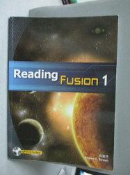 【書寶二手書T8/語言學習_YBJ】Reading Fusion 1 _白安竹_附MP3光碟