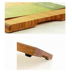 BUFFALO牛頭牌毛竹砧板加腳墊 竹木砧板 切菜板 木製砧板 牛頭牌竹砧板