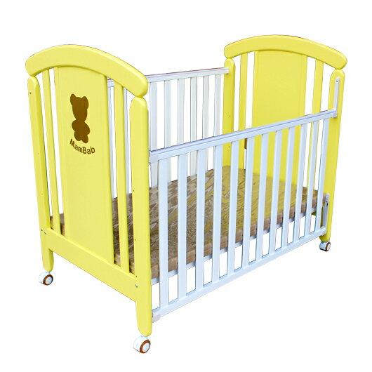 Mam Bab夢貝比 - 親親熊嬰兒床 日規大床 2